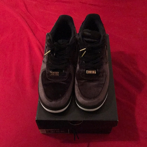 "Nike Air Force 1 Velvet ""Rose"". M 5c58fc22951996986a68d7fc 128492366"